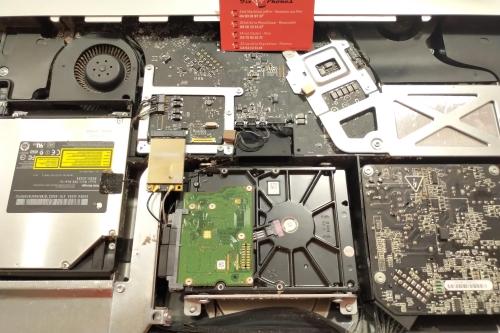 reparation disque dur